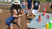Door regen geannuleerde Runway Family Picknick gaat nu zondag door