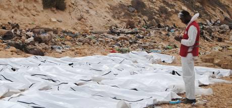 Dertien migranten omgekomen in zeecontainer Libische haven