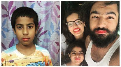 9-jarige jongen wordt gepest omdat hij graag rode lippenstift draagt. Totdat zijn neven en nichten hem steunen