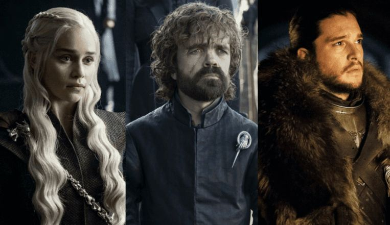 'Game of Thrones' nadert ontknoping.