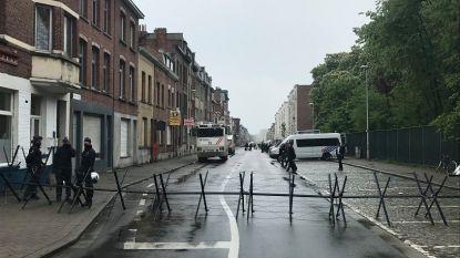 Spanning voor Antwerpse derby liep al vroeg op: 9 mensen opgepakt aan 't Kiel