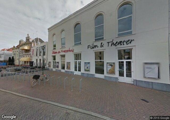 Het Fraterhuis in Zwolle