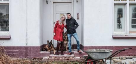 'Wat we gaan doen met villa 't Veldhoen? Erin wonen'; grootscheepse verbouwing van kleurrijk pand