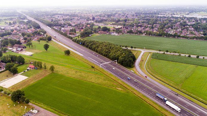 Staphorst snakt naar betere bereikbaarheid, via een eigen treinstation en een afrit van de snelweg A28.