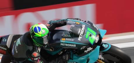 Morbidelli verovert pole in Valencia, Mir begint als twaalfde aan titelrace