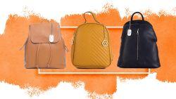 10 rugzakken die je perfect als handtas kan gebruiken