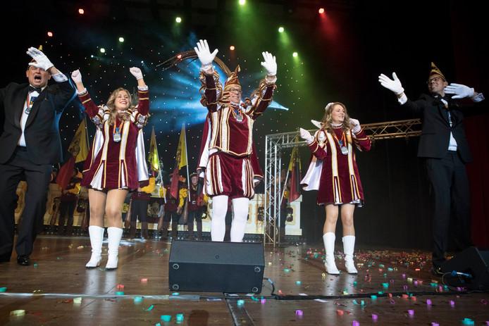 Peter Pfeil is de nieuwe prins carnaval in Nijmegen.