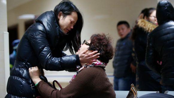 Familieleden van slachtoffers weten met hun verdriet geen blijf.