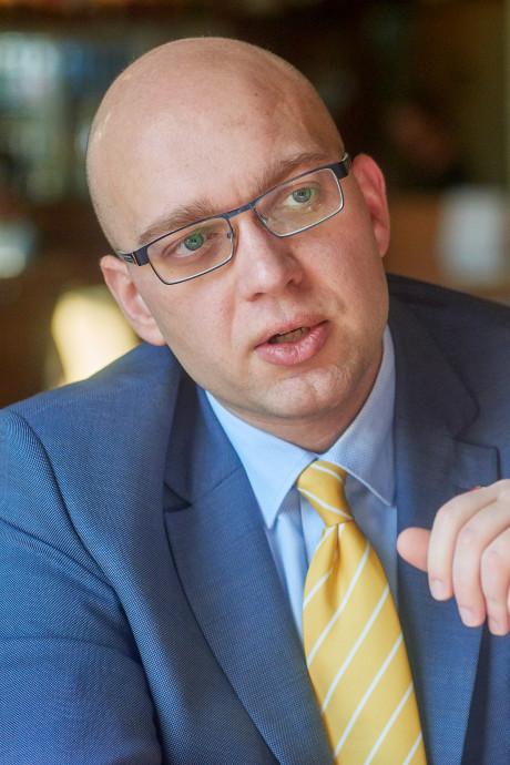PVV'er Van Hattem keert terug in de Eerste Kamer