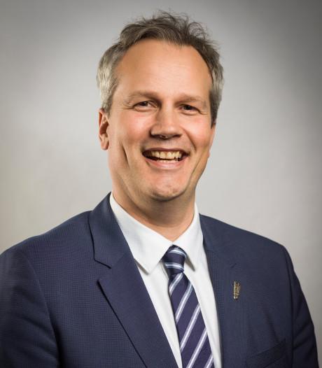 Evert Weys vervangt zieke Arjan van der Weegen als wethouder