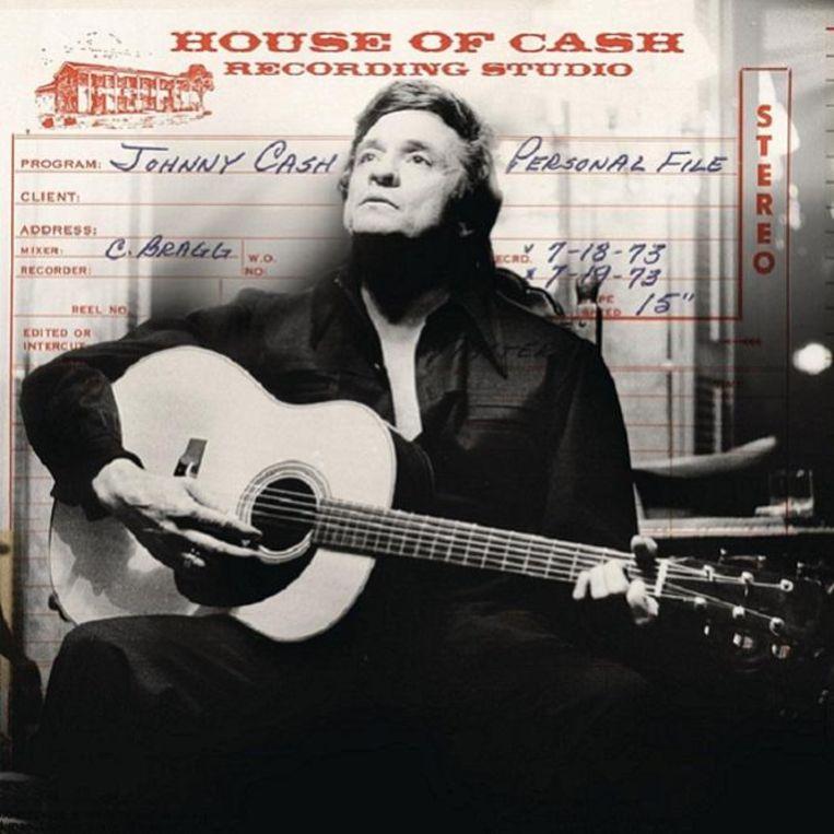 Johnny Cash Beeld