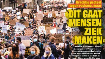 """""""Jammer voor de betogers met goede bedoelingen"""""""