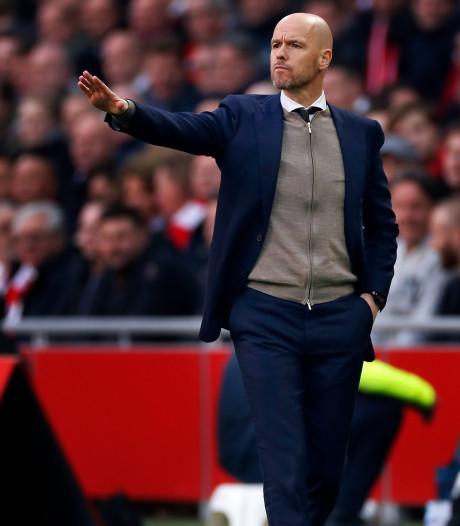 Advocaat kiest bij FC Utrecht eigen koers, maar: Ten Hag legde basis voor topsportmentaliteit