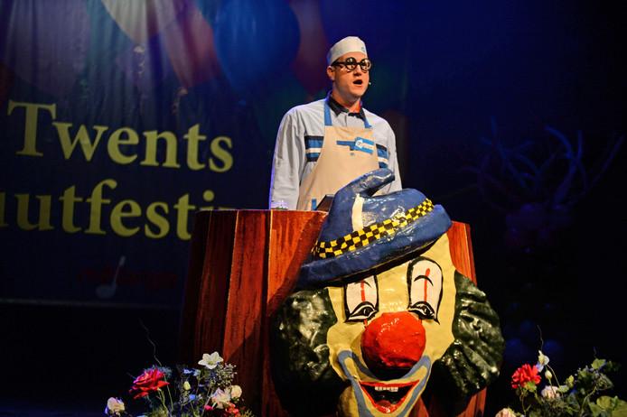 Twents Buutfestival: winnaar Daniel Schmitz
