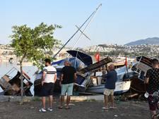 'Geen paniek of slachtoffers bij ons in Bodrum'