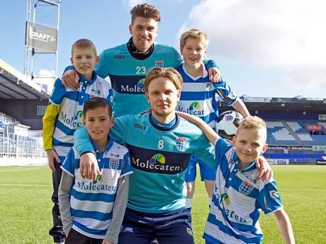 PEC kicks ASS: Voetballen met autisme