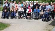 'Iedereen kon mee' tijdens wandeltocht van de seniorenbond