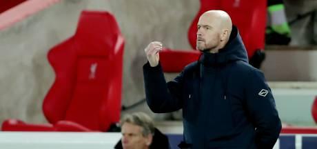 Ten Hag ziet voordeel na nederlaag: 'We weten wat ons tegen Atalanta te doen staat'