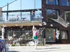 Bellenkunst voor bewoners zorgcentrum Joachim en Anna in Nijmegen