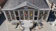 Stadhuis nog hele dag open maar sluit morgen tot maandag