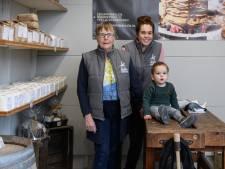 Diervoer heeft plaats gemaakt voor meel van de Leemansmolen: 'Het is nu de winkelmolen'