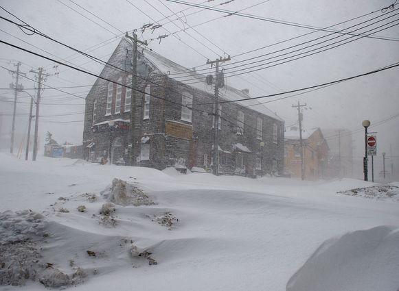 St. John's, Newfoundland.