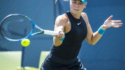 """Tennisbelofte, die bezweek onder stress, over 'idool' Sharapova: """"Weet niet of ze daar zou zijn geraakt zonder dat spul"""""""