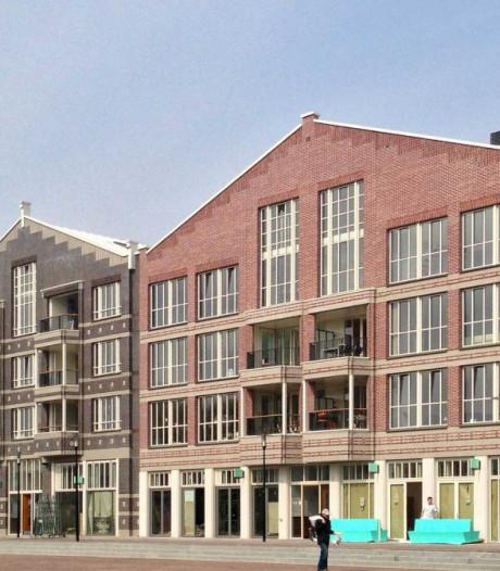 Enorme belangstelling bij start verkoop appartementen aan De Kade