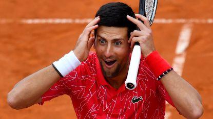 """""""Stiekeme verdwijntruc"""" brengt Djokovic in nog lastiger parket, voor zijn vader is Dimitrov de schuldige"""