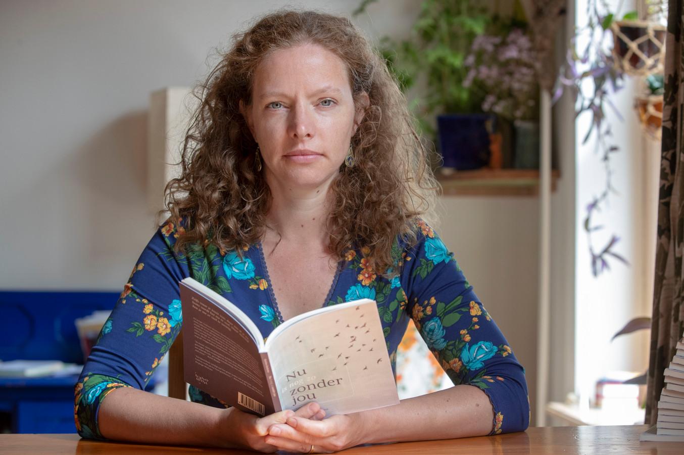 Marloes Harkema: ,,Zelf had ik graag zo'n boek willen lezen toen ik rouwde.''