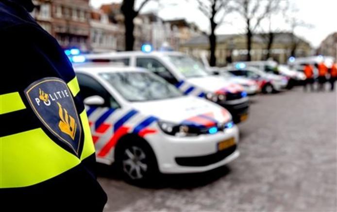 Stock politie