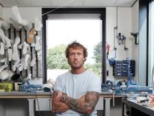 Prothesekoning Frank Jol maakt van zijn klanten wereldkampioenen