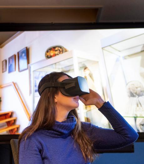Virtual reality-bril maakt Rijssens museum voor echt iedereen toegankelijk