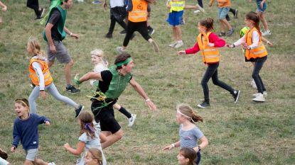 1.393 deelnemers verbreken wereldrecord tikkertje