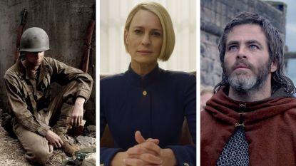 Deze topfilms en -series verschijnen in november op Netflix