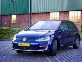 Test Volkswagen e-Golf: Gewoon een Golf, maar dan elektrisch