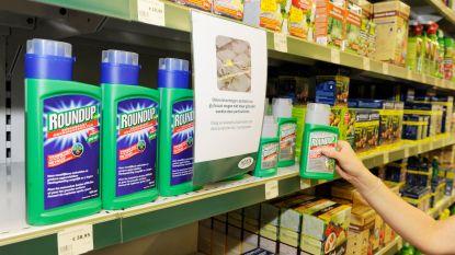 Verkoop glyfosaat vanaf eind september verboden