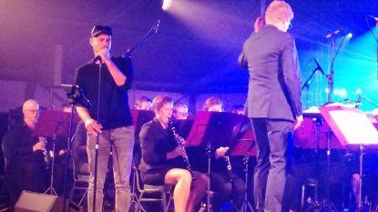 Harmonie en Tom De Man openen kermis