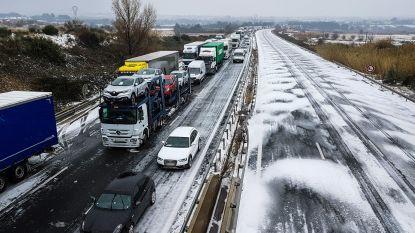 Minstens 46 doden door vrieskou in Europa, zware sneeuwval legt verkeer in Zuid-Frankrijk lam
