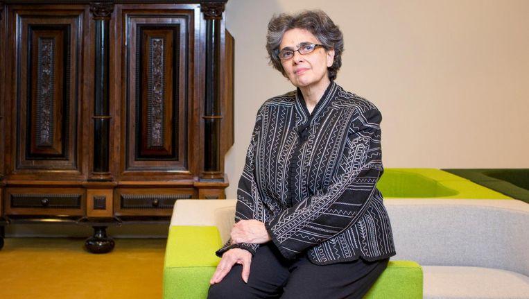 Mary Gentile, op bezoek in Nederland Beeld Jörgen Caris