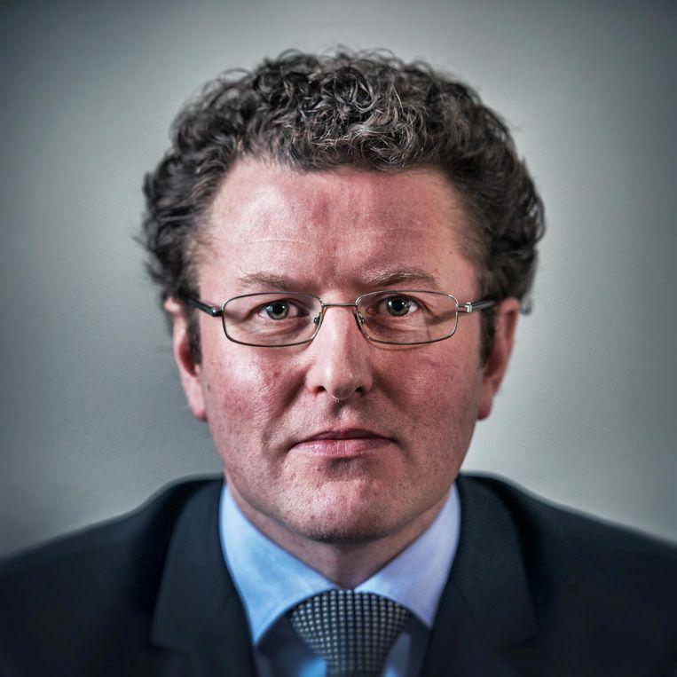 Bas Jacobs Beeld Raymond Rutting / de Volkskrant
