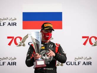 Nieuw gezicht in de Formule 1 volgend jaar: Nikita Mazepin rijdt in 2021 voor Haas