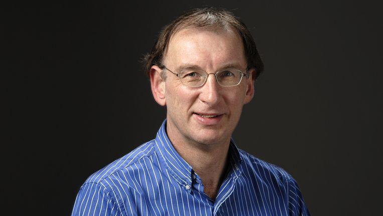 Fysicus Wim van Saarloos, de nieuwe president van de Koninklijke Nederlandse Akademie van Wetenschappen. Beeld Universiteit Leiden