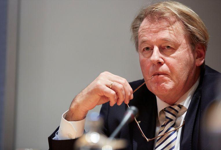 Jaap Smit: debat moet beter...  Beeld Martijn Beekman