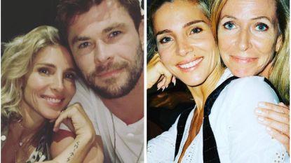 Opvallend: Chris Hemsworths vrouw lijkt sprekend op... zijn moeder
