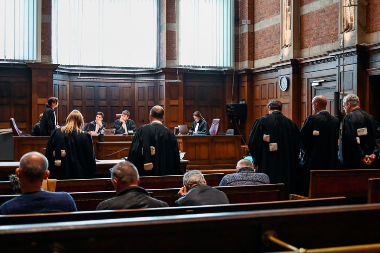 Nieuwe ontwikkelingen tijdens het proces: De procureur meldt dat het geen objectieve elementen in het dossier vindt om te bewijzen dat de beklaagden de moord pleegden.
