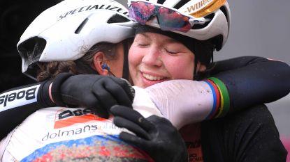 Van der Breggen wint bij de vrouwen na knappe solo