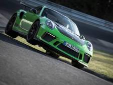 Nieuwe Porsche GT3 RS is sneller dan de 918 Spyder