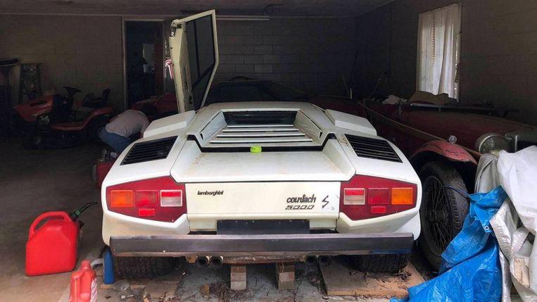 Van deze Lamborghini Countach 5000S werden amper 321 exemplaren gemaakt.