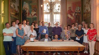 25 cursisten EHBO krijgen diploma